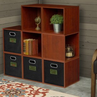 Cube Unit Bookcase Rebrilliant