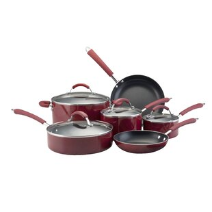 Millennium 8 Piece Non-Stick Cookware Set By Farberware