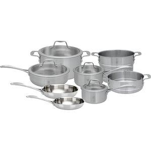 Zwilling J.A. Henckels 12-Piece Cookware Set