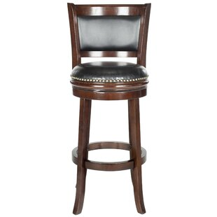 Gallman 29 Swivel Bar Stool Charlton Home