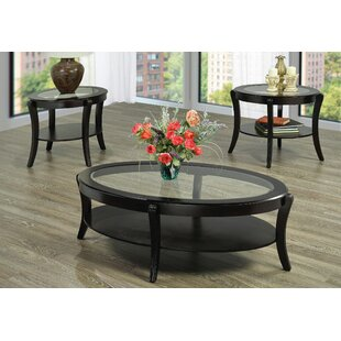 Rode 3 Piece Coffee Table Set