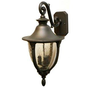 Best Phillipstown 4-Light Outdoor Wall Lantern By Alcott Hill