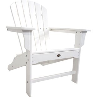 Yacht Club Plastic Adirondack Chair