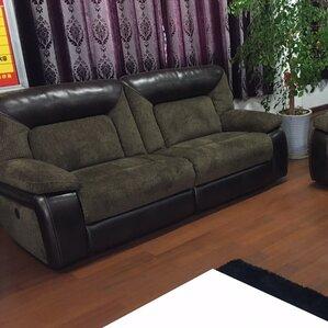 Emery Reclining Sofa by Red Barrel Studio