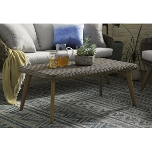 Bacchus Wicker Coffee Table