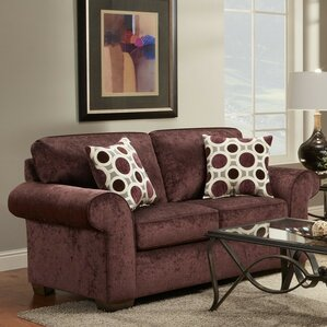 Offerman Loveseat by Latitude Run