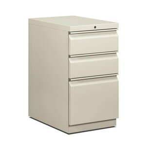 Brigade 3-Drawer Vertical Filing Cabinet by HON