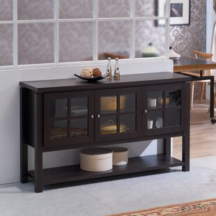 Heurich Buffet Table by Andover Mills