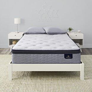 Serta Perfect Sleeper 13.75 Standale II Tight Top Plush Hybrid Mattress by Serta