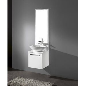 Bathroom Vanity 24 X 17 18 Inch Deep Bathroom Vanity | Wayfair