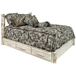 Abordale Storage Platform Bed