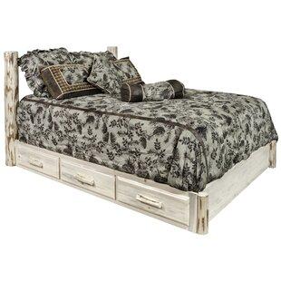 Abordale Storage Platform Bed