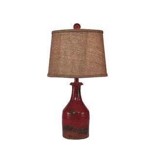 Halbert Small Clay Jug 23 Table Lamp