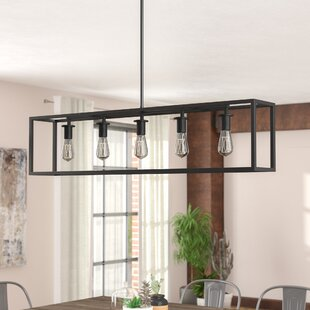 Raeann 5 Light Kitchen Island Pendant