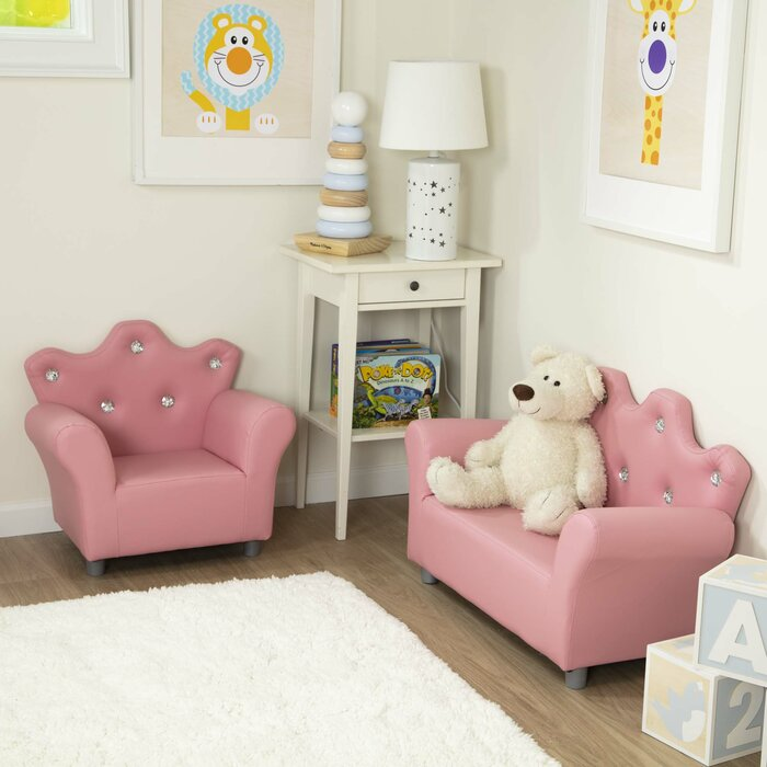 Phenomenal Crown Kids Chair Pabps2019 Chair Design Images Pabps2019Com
