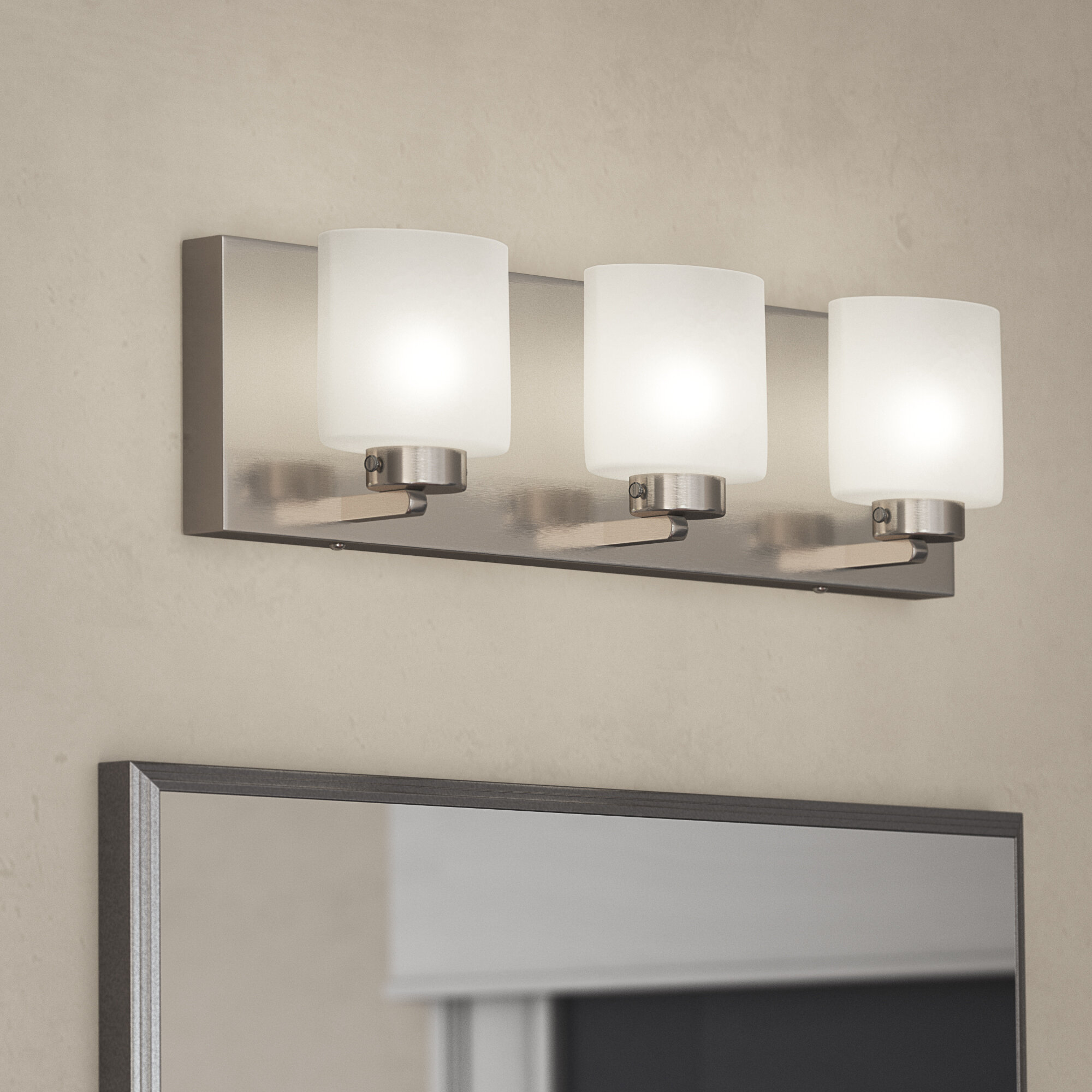Dry Location Led Bathroom Vanity Lighting You Ll Love In 2021 Wayfair