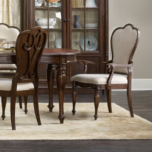 Leesburg Upholstered Dining Chair (Set of 2) Hooker Furniture