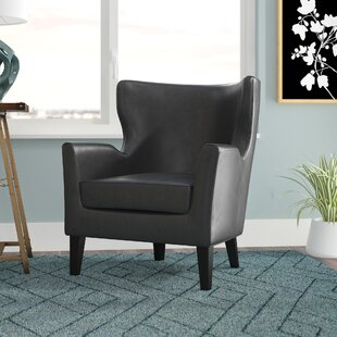 Yusuke Club Chair by Orren Ellis Great price