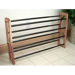 Great choice Expandable Stacking 10 Pair Shoe Rack ByProman Products