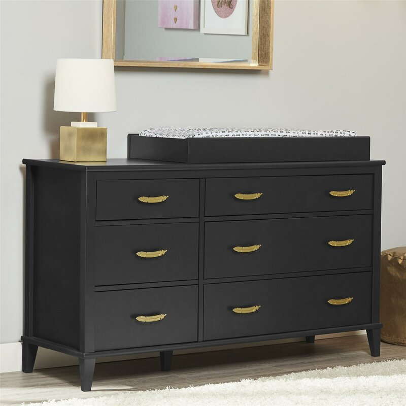 8259066a3dbc Little Seeds Monarch Hill Hawken Changing Table Dresser & Reviews | Wayfair