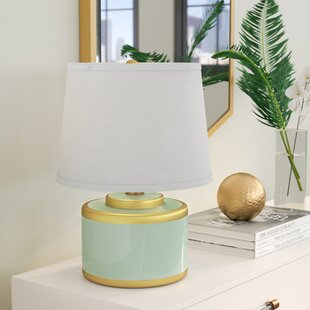 Look for Blakely 16.5 Table Lamp By Everly Quinn