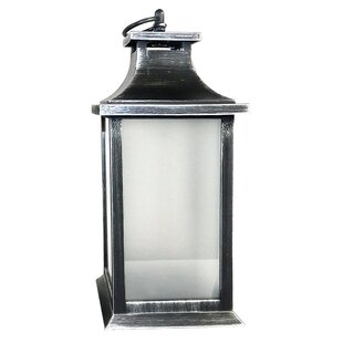 Julien Essential Décor and Beyond 1-Light LED Outdoor Hanging Lantern