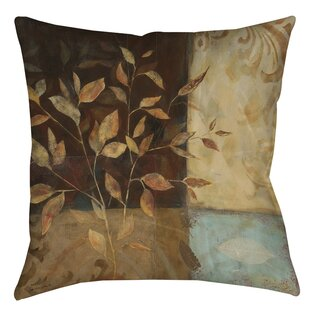 Amie Square Printed Throw Pillow
