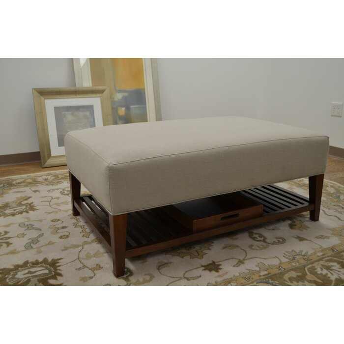 Terrific Alero Cocktail Ottoman Gmtry Best Dining Table And Chair Ideas Images Gmtryco