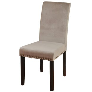 Imel Upholstered Dining Chair by Charlton Home Looking for