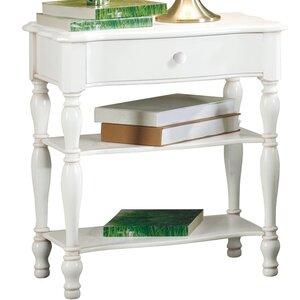 Nachttisch mit Schublade von Castagnetti