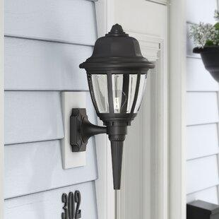 Gettinger 1-Light Outdoor Sconce By Andover Mills Outdoor Lighting