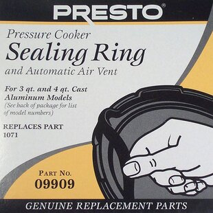 Sealing Ring for Pressure Cooker