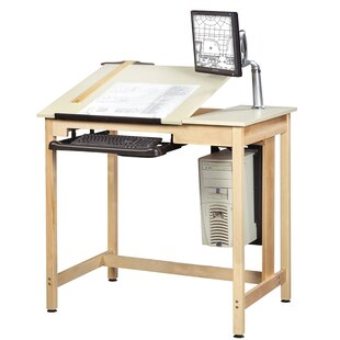 Computer Aided Drafting Table by Shain Best