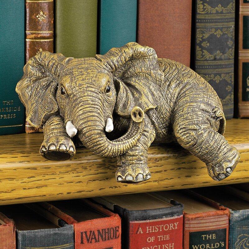 World menagerie ernie the elephant shelf sitter figurine reviews ernie the elephant shelf sitter figurine sciox Images