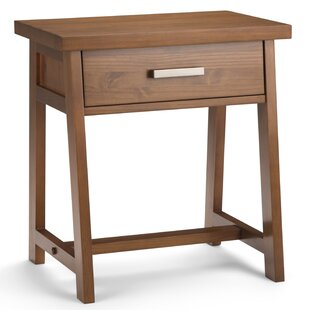 Ine 1 Drawer Nightstand