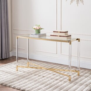 Best Review Higgenbotham Console Table By Mercer41