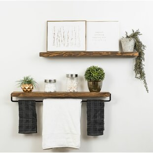 Farmhouse & Rustic Decorative Shelving | Birch Lane