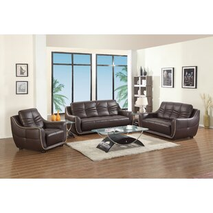Compare prices Henthorn 3 Piece Living Room Set by Latitude Run Reviews (2019) & Buyer's Guide