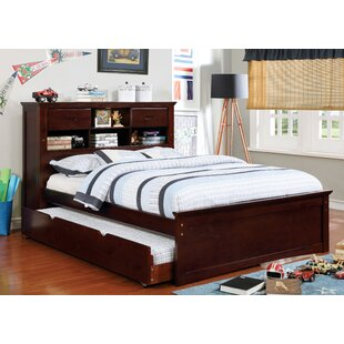 Affordable Aynor Panel Bed with Storage By Harriet Bee