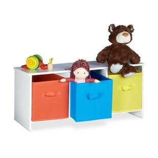 Childrens Toy Storage Units | Wayfair.co.uk
