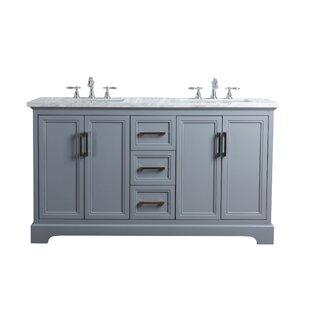 Ravenworth 60 Double Bathroom Vanity Set
