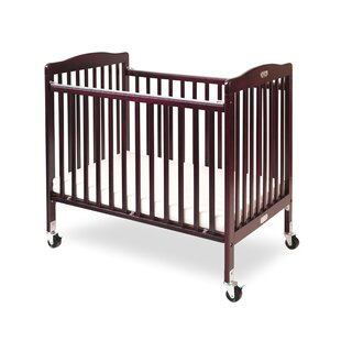Looking for Folding Wooden Compact Crib By L.A. Baby