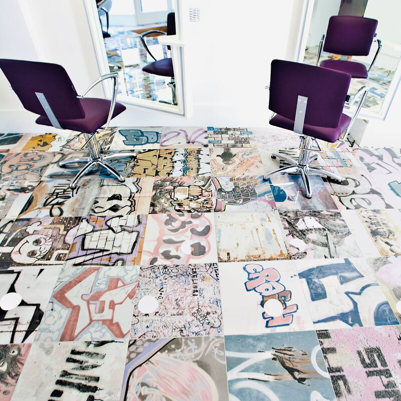 Graffiti Tiles: Bring Street Art Indoors