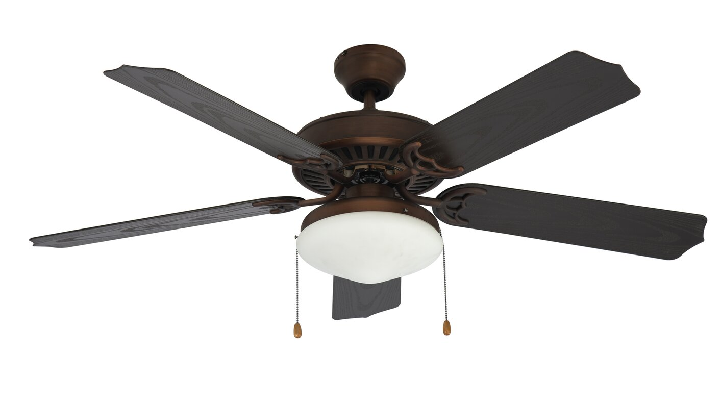 Ceiling fans with good lighting - Searles 5 Blade Ceiling Fan