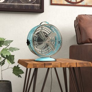 "Becky Breeze 8"" Oscillating Table Fan"