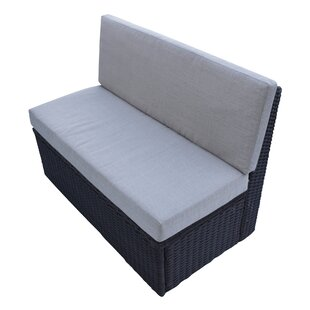 Love Seat with Cushion