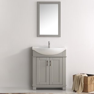 Bathroom Vanity With Bowl Sink Wayfair