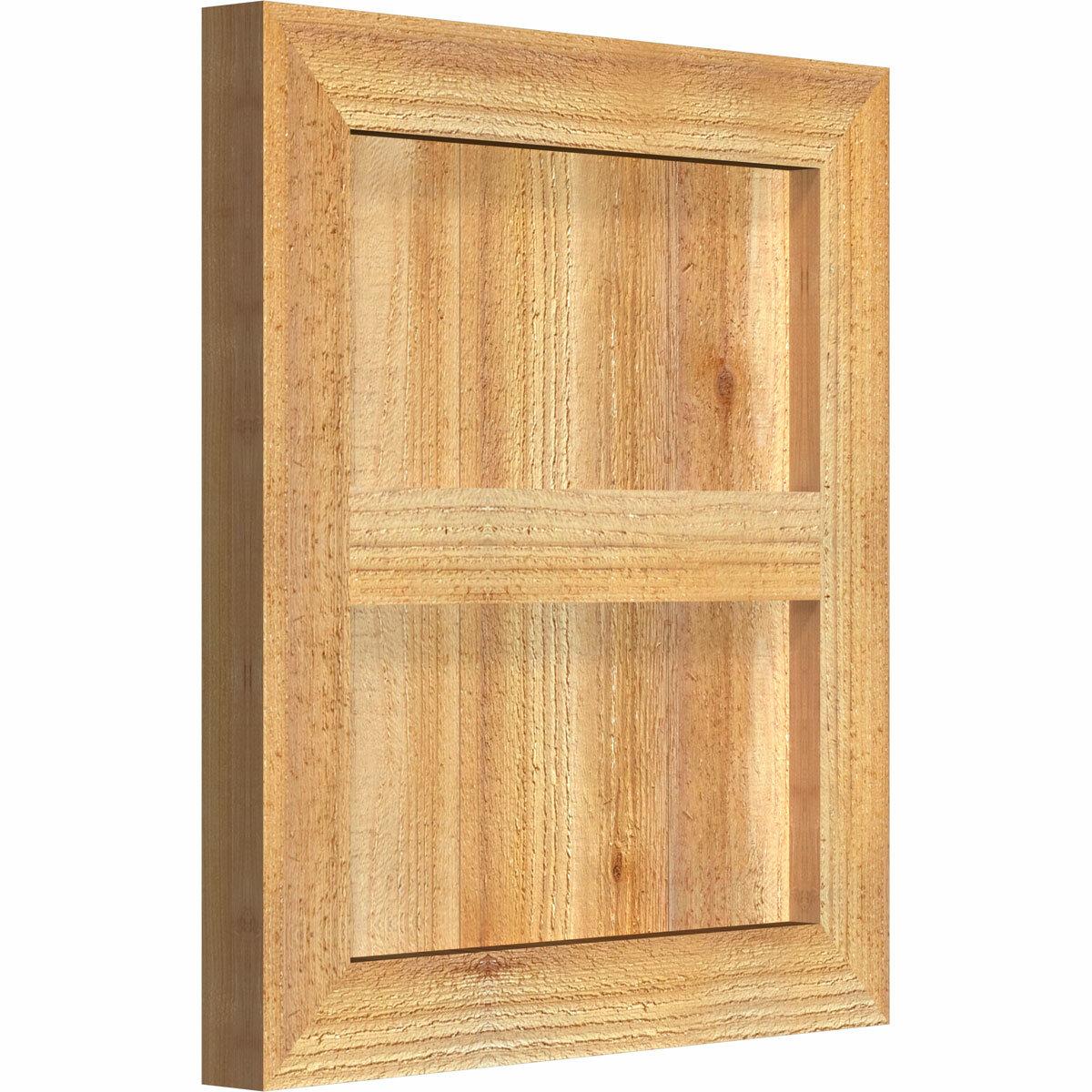 Ekena Millwork Timbercraft Framed Board Batten Shutters Wayfair