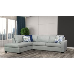 Pritchett 116  Left-Facing Sectional  sc 1 st  Joss u0026 Main : joss and main sectional sofa - Sectionals, Sofas & Couches