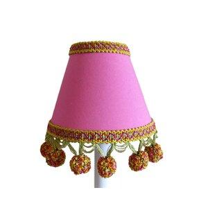 Flirty Gerty 11 Fabric Empire Lamp Shade